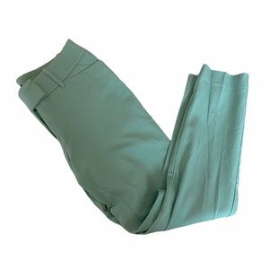 MOSSIMO Pastel Mint Cropped Stretch Pant 6